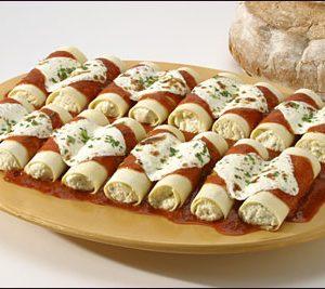 Manicotti Traditional