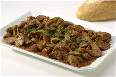 Italian Sausage Calabrese