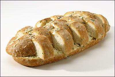 Garlic Peasant Bread