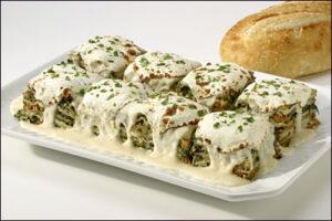 Spinaci Lasagna