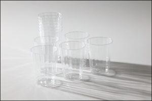 Clear Beverage Glasses (20)