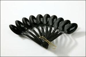 Black Spoons (10)