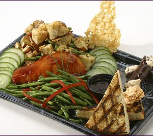 Asian Salmon Fillet