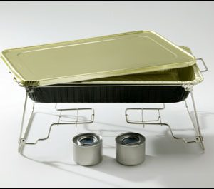 Chafer Set (disposable)
