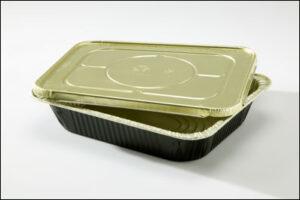 Aluminum Half Pan Set