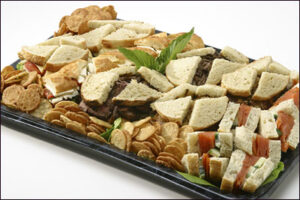 Sandwich Hors d'Oeuvres