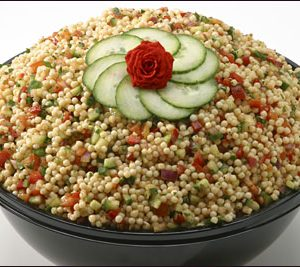 Couscous with Mint & Cucumber