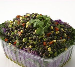 Southwestern Black Beans & Corn