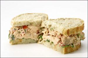 Niçoise Tuna Salad $13.50