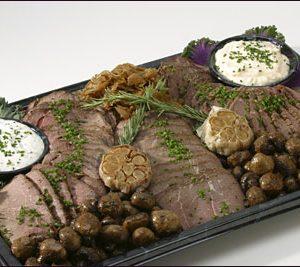 Seared Roast Beef