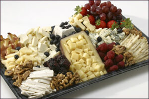 Italian Cheese & Fruit - Large