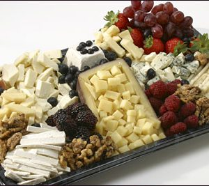 Italian Cheese & Fruit - Large