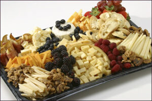 Cheese & Fruit - Large