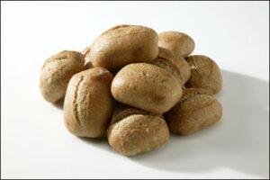 Dinner Rolls by the Dozen-Whole Wheat